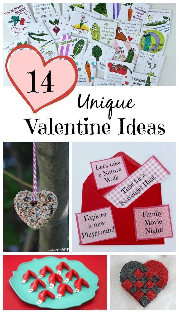 Valentines Creative Gift Ideas  25 best Unique valentines day ideas on Pinterest