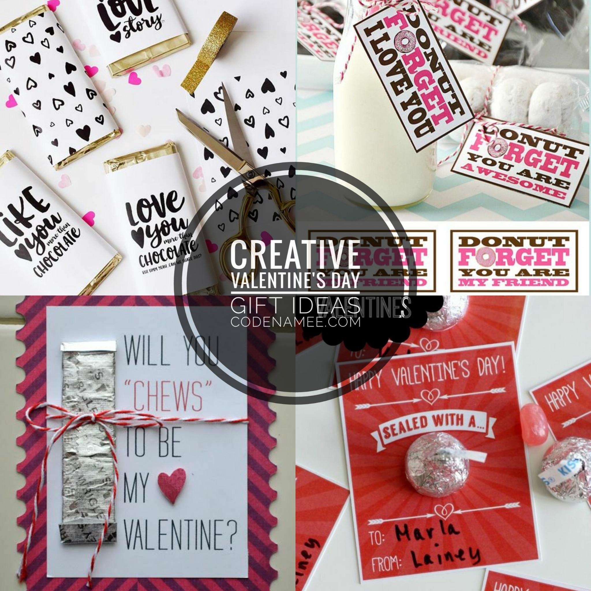 Valentines Creative Gift Ideas  24 DIY Creative Gift Ideas for Valentine's Day
