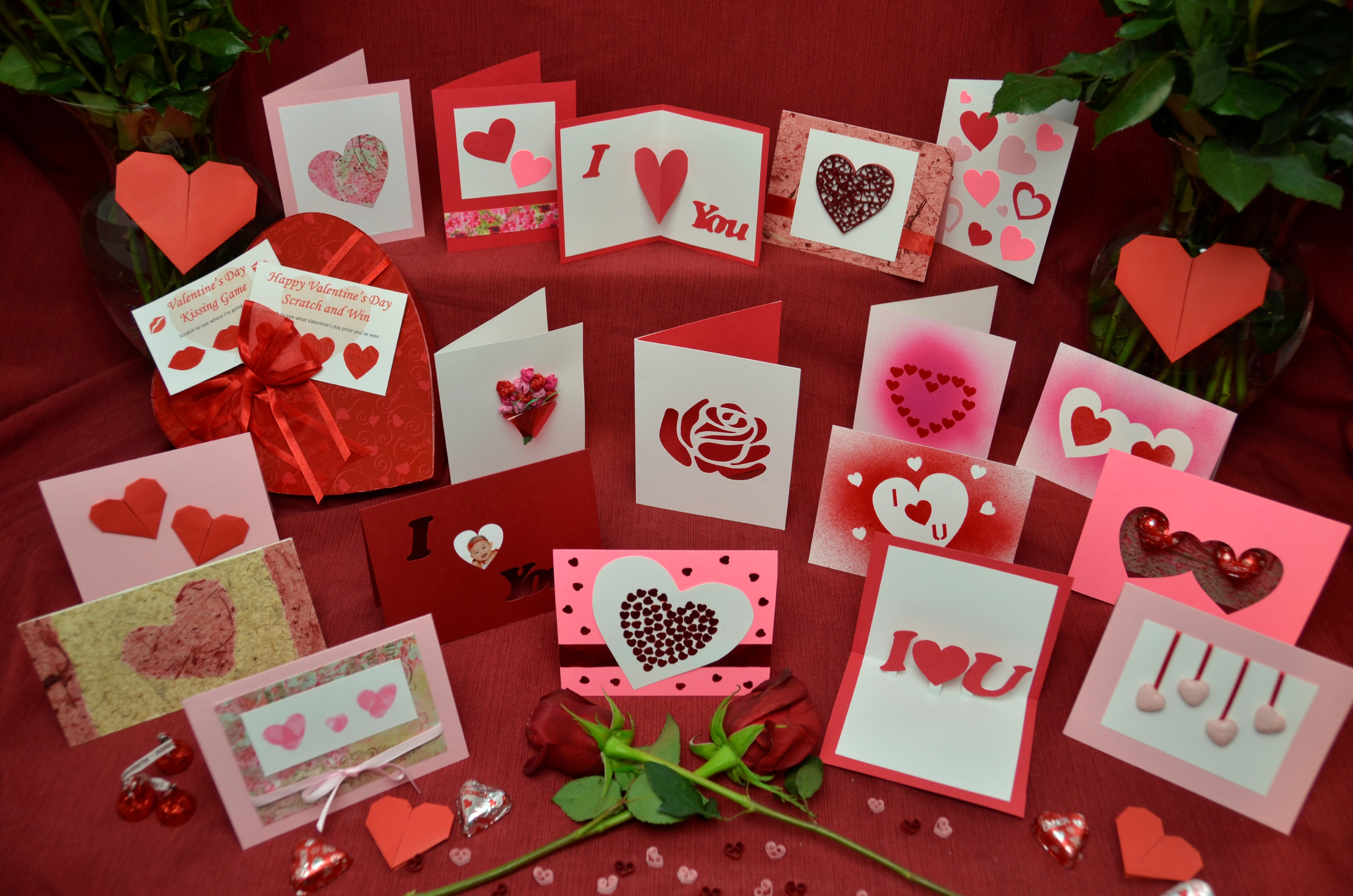 Valentines Creative Gift Ideas  Cute Romantic Valentines Day Ideas for Her 2017