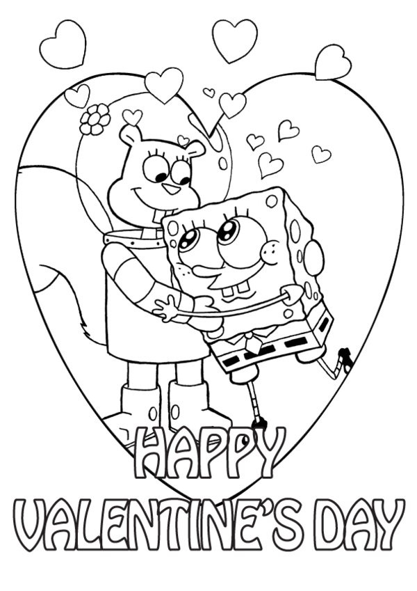 Valentines Day Coloring Pages Pdf  Best of Valentines Day Coloring Pages Bestofcoloring
