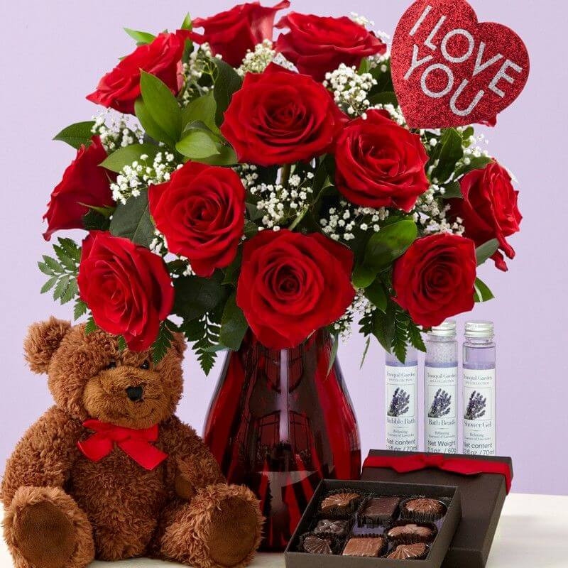 Best ideas about Valentines Day Gift Ideas For Girlfriend . Save or Pin 30 Cute Romantic Valentines Day Ideas for Her 2020 Now.