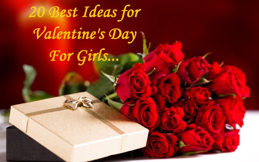 Best ideas about Valentines Day Gift Ideas For Girlfriend . Save or Pin Top 20 Valentine's Gift Ideas For Your Girlfriend Now.