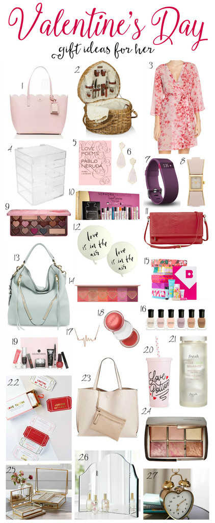 Valentines Gift Ideas For Women  The Best Valentine s Day Gift Ideas for Women & Men