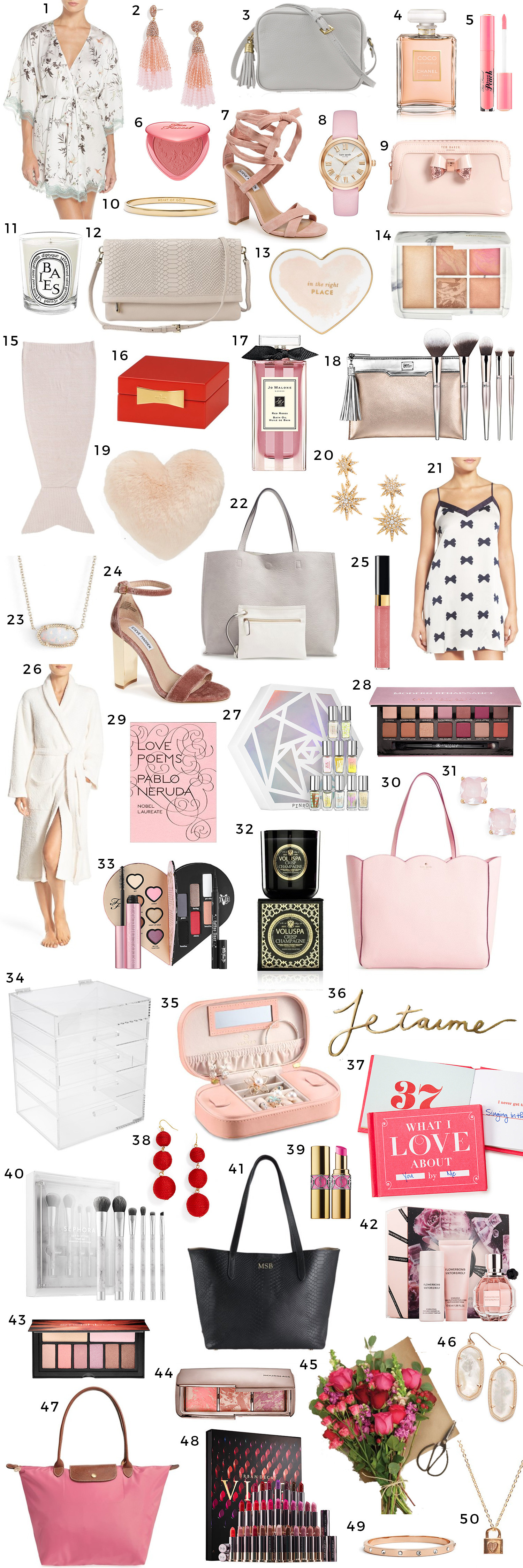 Valentines Gift Ideas For Women  The Best Valentine s Day Gift Ideas for Women