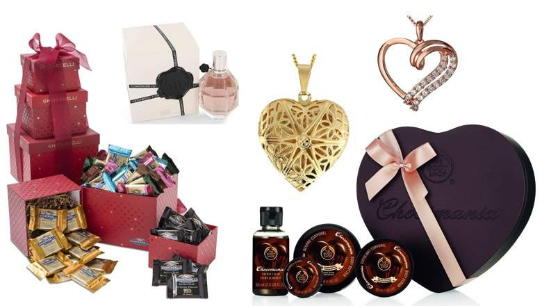 Valentines Gift Ideas For Women  Top 10 Best Valentine's Day Gifts for Women