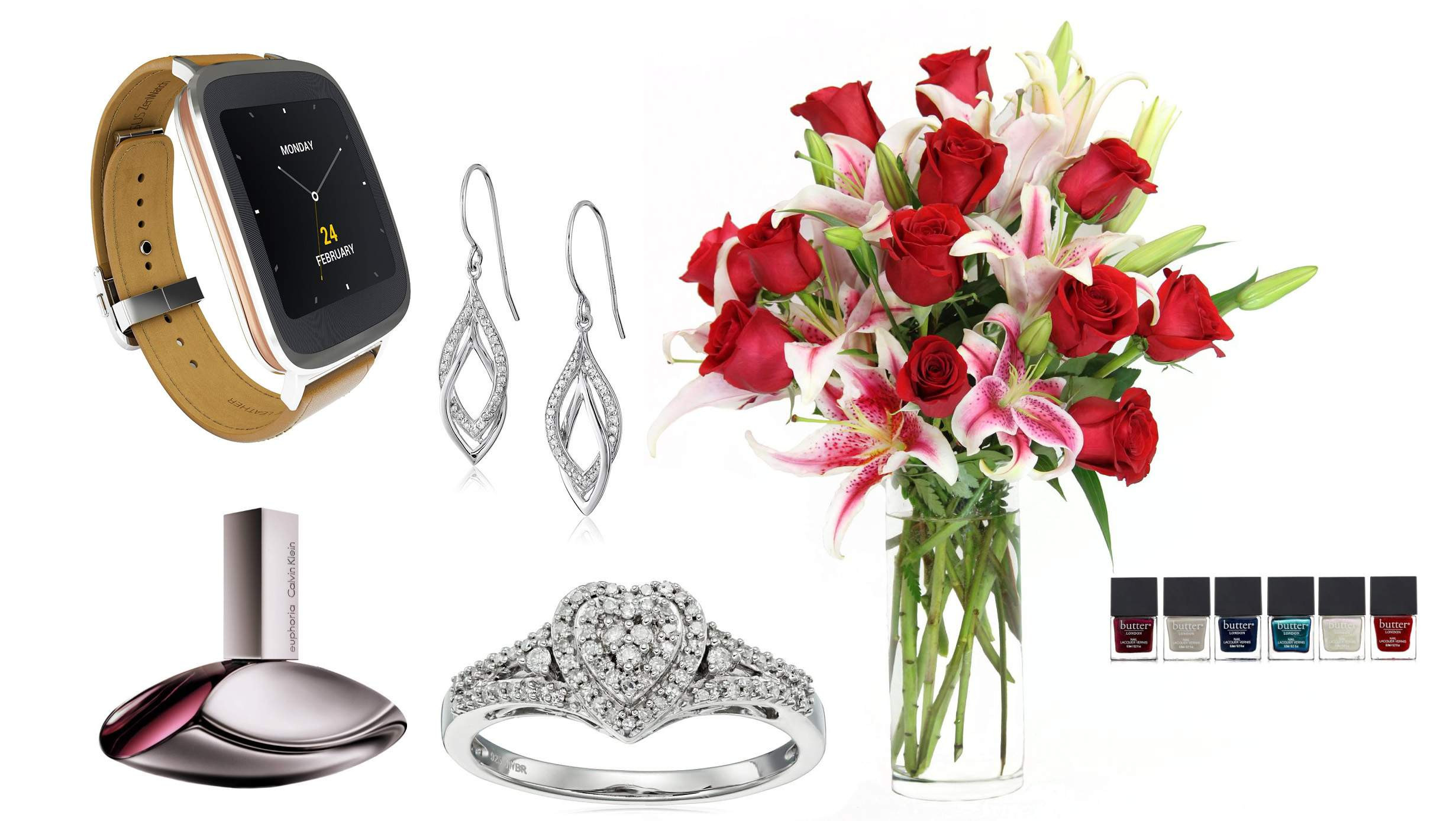 Valentines Gift Ideas For Women  Top 20 Best Valentine's Day Gifts for Women