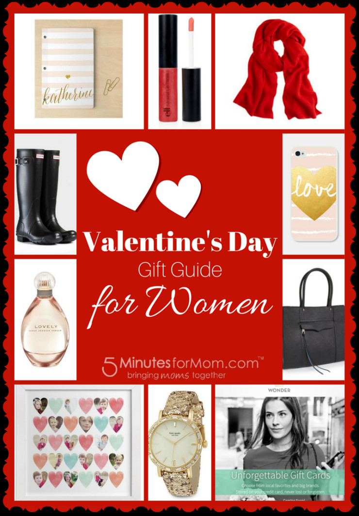 Valentines Gift Ideas For Women  Valentine s Day Gift Guide For Kids 5 Minutes for Mom
