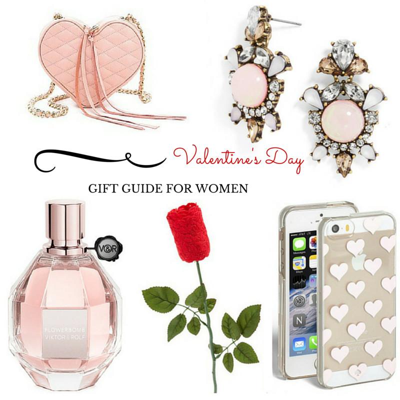 Valentines Gift Ideas For Women  Valentine s Day Gift Ideas for Women