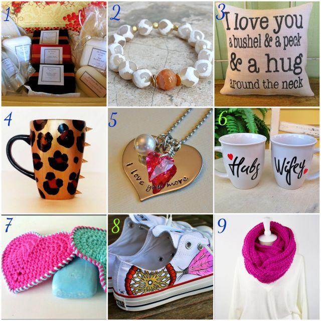 Valentines Gift Ideas For Women  Valentine's Day Gift Ideas For Women
