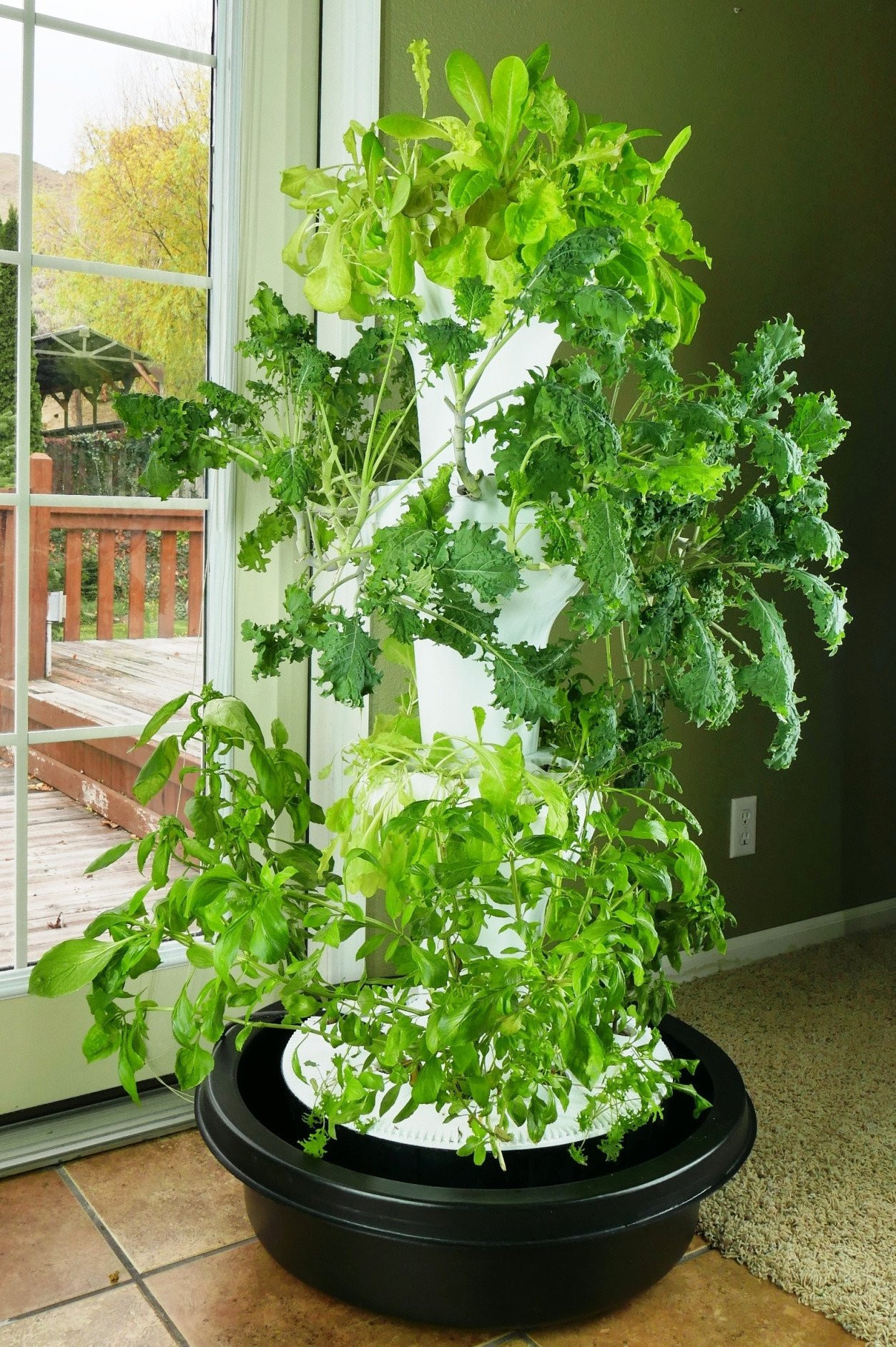 Best ideas about Vertical Hydroponic Garden . Save or Pin Vertical Hydroponic Systems Now.