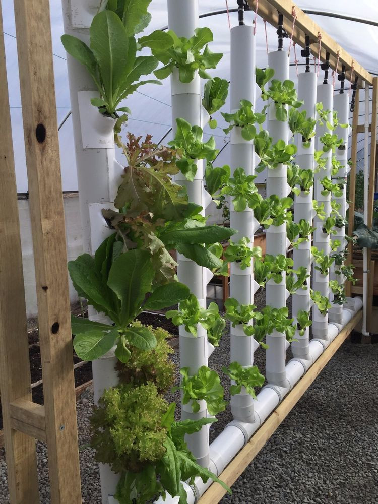 Best ideas about Vertical Hydroponic Garden . Save or Pin GroPockets Vertical Garden Aquaponics Hydroponics Soil Now.