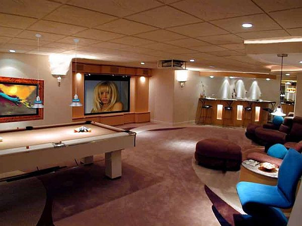 Best ideas about Video Game Room Ideas For Small Rooms . Save or Pin Indulge Your Playful Spirit with These Game Room Ideas Now.