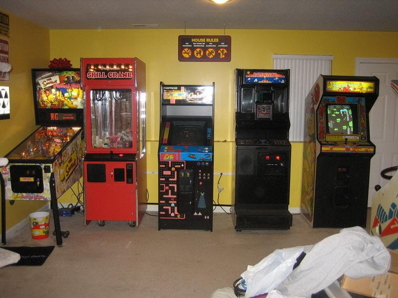 Best ideas about Video Game Room Ideas For Small Rooms . Save or Pin Bloombety Best Small Game Room Ideas Small Game Room Ideas Now.