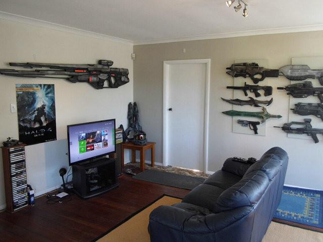 Best ideas about Video Game Room Ideas For Small Rooms . Save or Pin Cómo decorar la habitación de un gamer Now.
