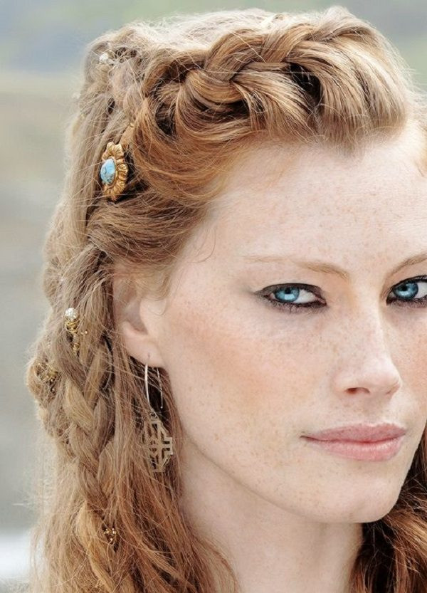 Viking Hairstyle Female  Viking hairstyles for women with long hair – it's all