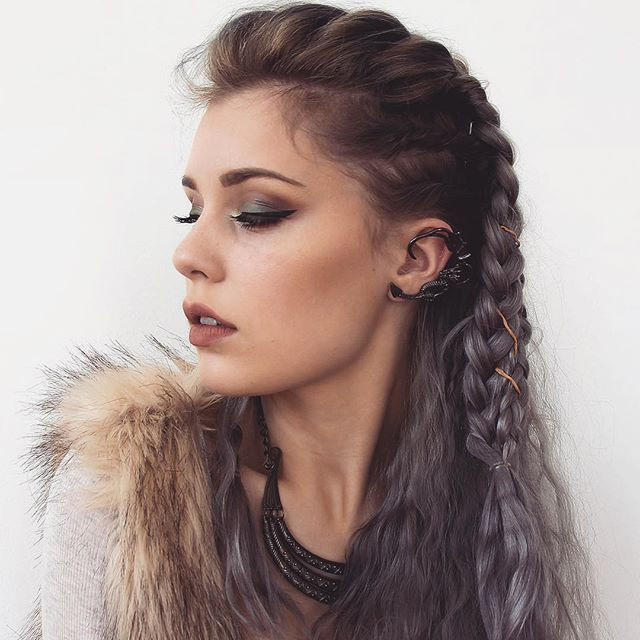 Viking Hairstyle Female  39 Viking hairstyles for men and women