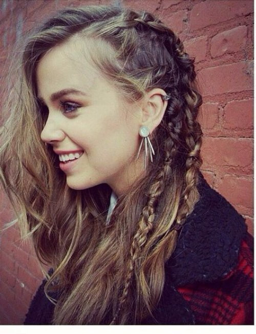 Viking Hairstyle Female  50 Updos for Long Hair My New Hairstyles