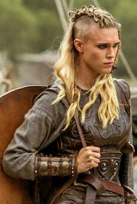 Viking Hairstyle Female  What hairstyles did Vikings have Quora