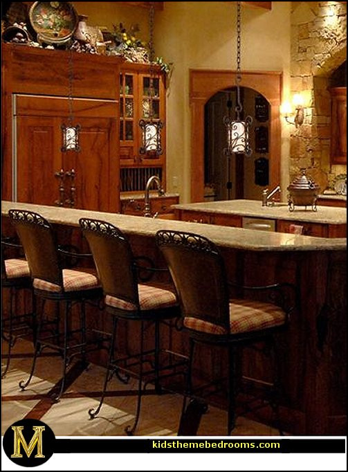 Best ideas about Vineyard Kitchen Decor . Save or Pin Decorating theme bedrooms Maries Manor Tuscany Now.