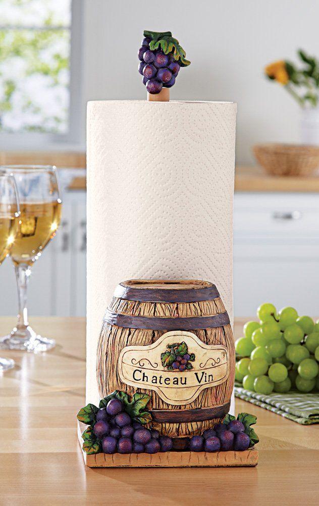 Best ideas about Vineyard Kitchen Decor . Save or Pin 22 best images about Grape Kitchen Decor on Pinterest Now.