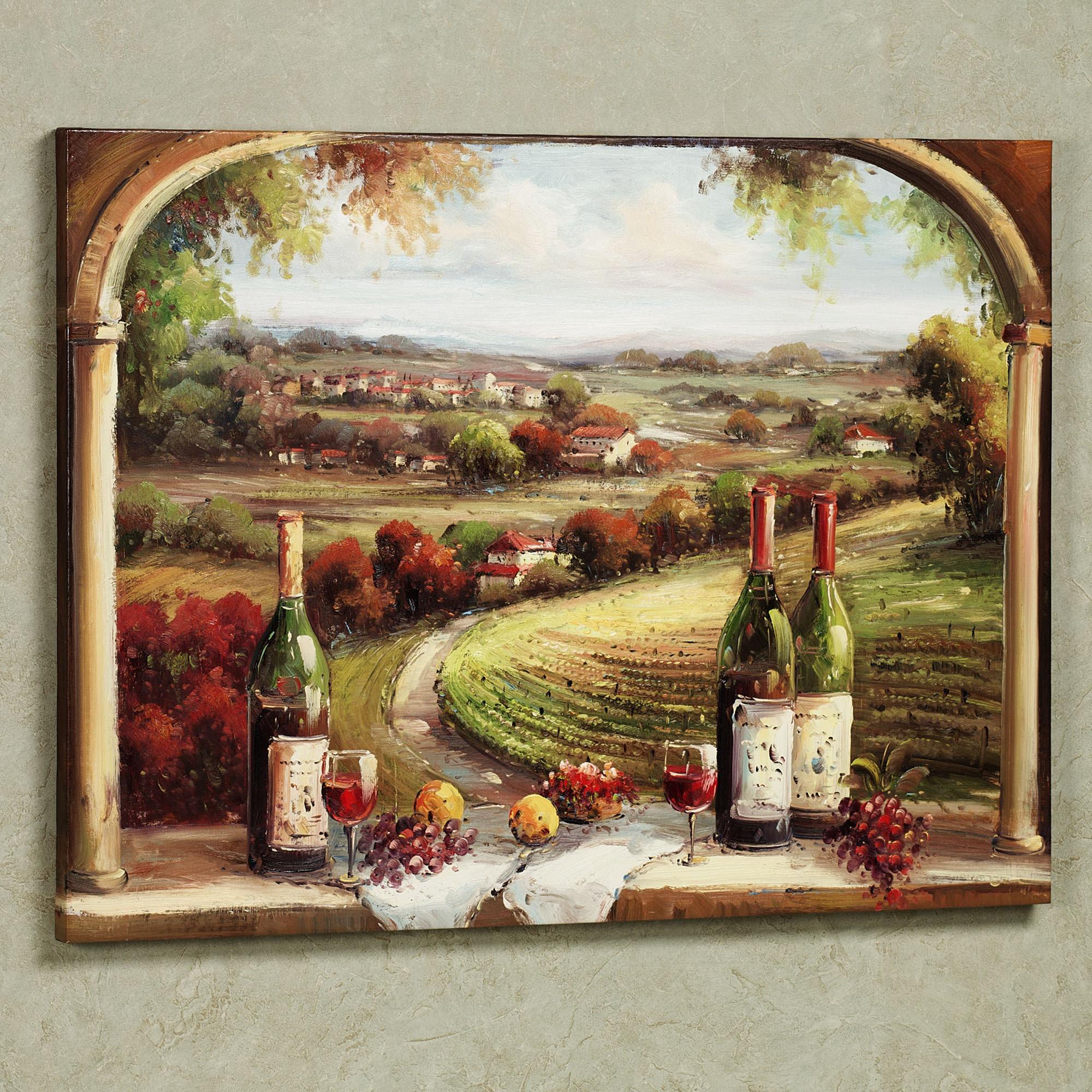Best ideas about Vineyard Kitchen Decor . Save or Pin Tasteful Ideas For Wine Kitchen Décor Now.