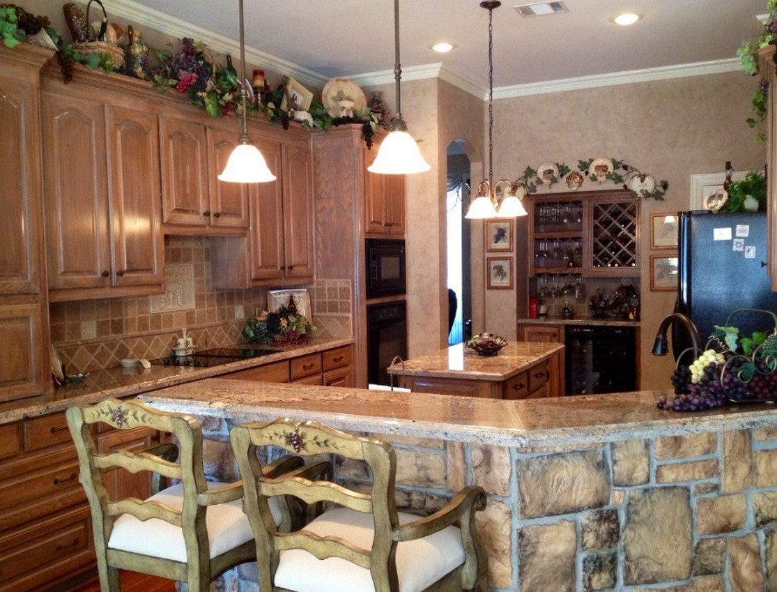 Best ideas about Vineyard Kitchen Decor . Save or Pin Wine decor for kitchen Now.