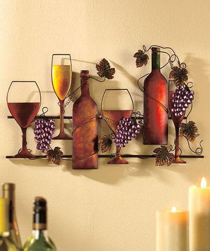 Best ideas about Vineyard Kitchen Decor . Save or Pin 27 best images about Grape Kitchen Decor on Pinterest Now.