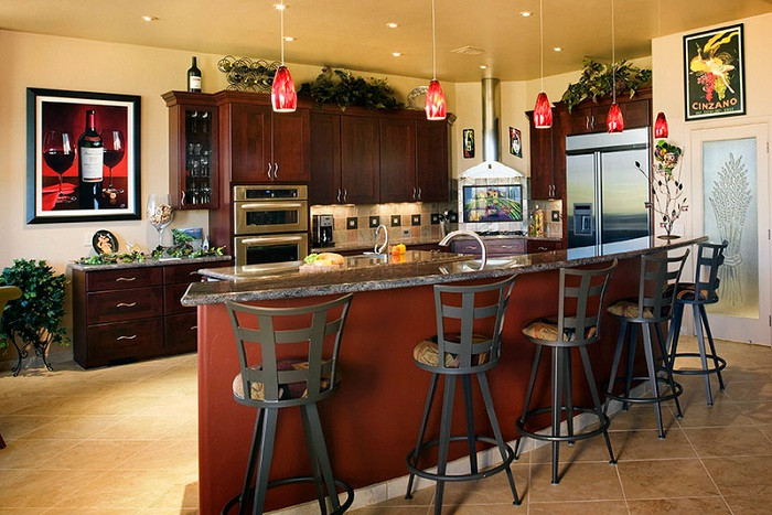 Best ideas about Vineyard Kitchen Decor . Save or Pin Home Decorating Ideas Now.