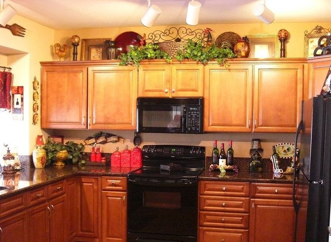 Best ideas about Vineyard Kitchen Decor . Save or Pin Wine themed kitchen paint ideas Decolover Now.