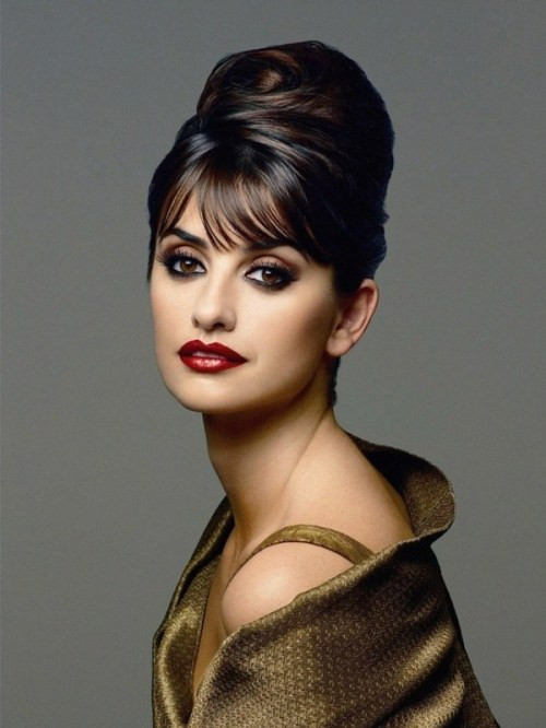 Vintage Updo Hairstyle  40 Iconic Vintage Hairstyles Inspired By The Glorious Past