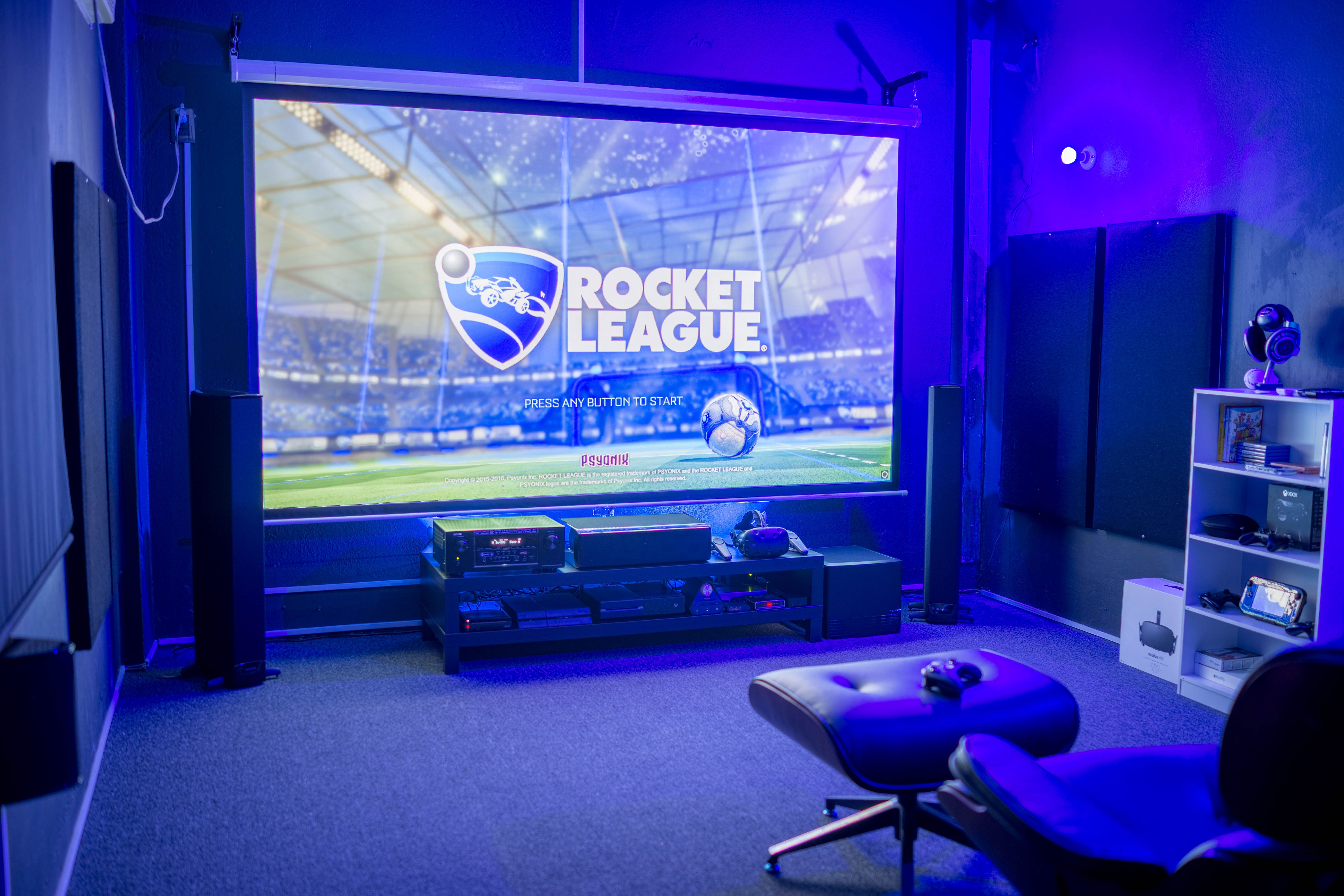 Best ideas about Vr Game Room . Save or Pin 4K 1080p VR Battlestation Imgur Now.