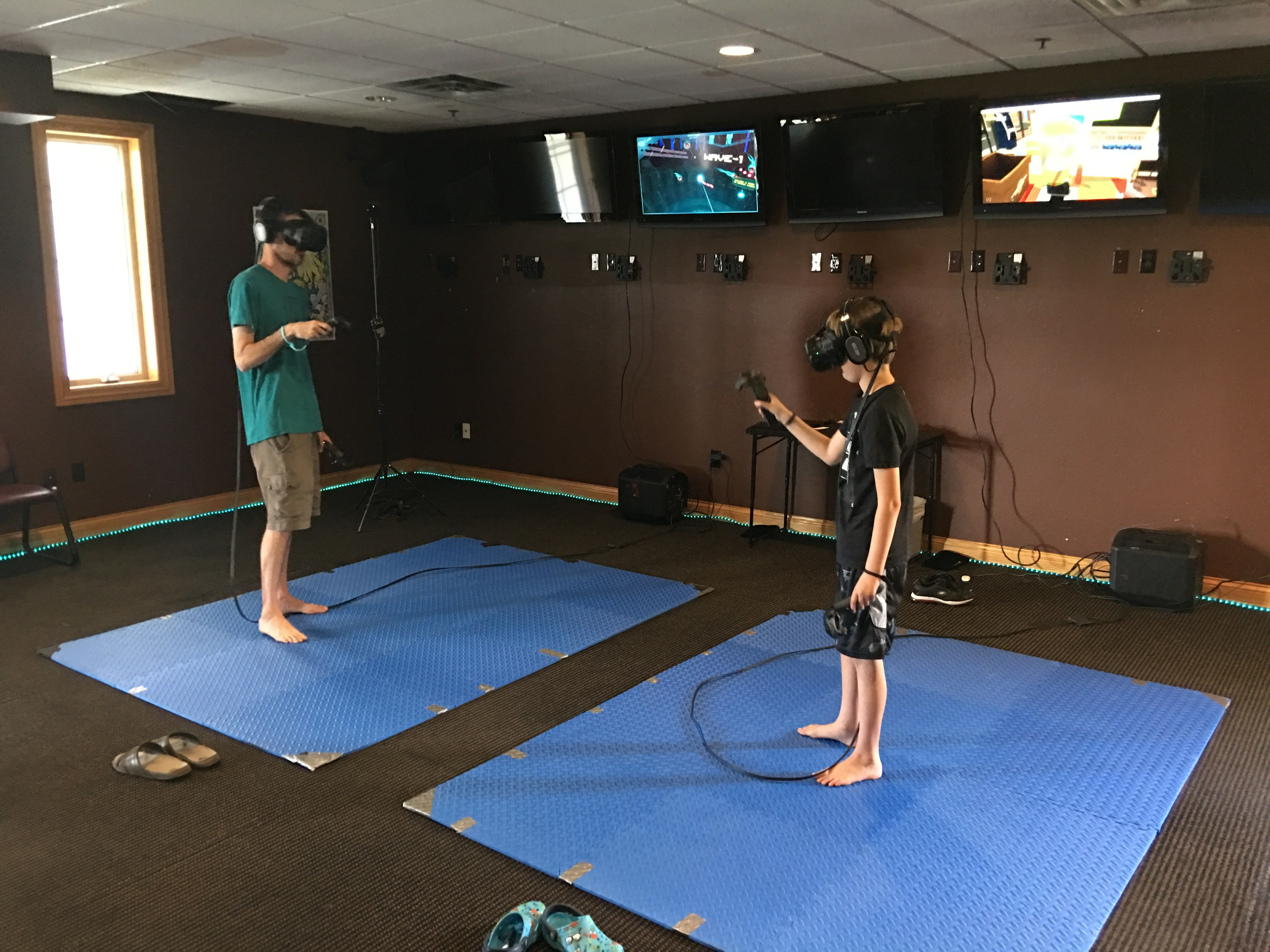 Best ideas about Vr Game Room . Save or Pin Arcade Heroes Three New VR Arcade Locations Immersion Now.