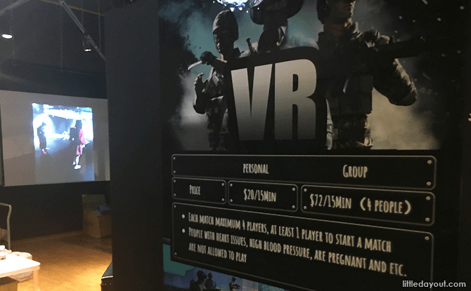 Best ideas about Vr Game Room . Save or Pin Pirate Land VR Game Room Multiplayer Virtual Reality Now.