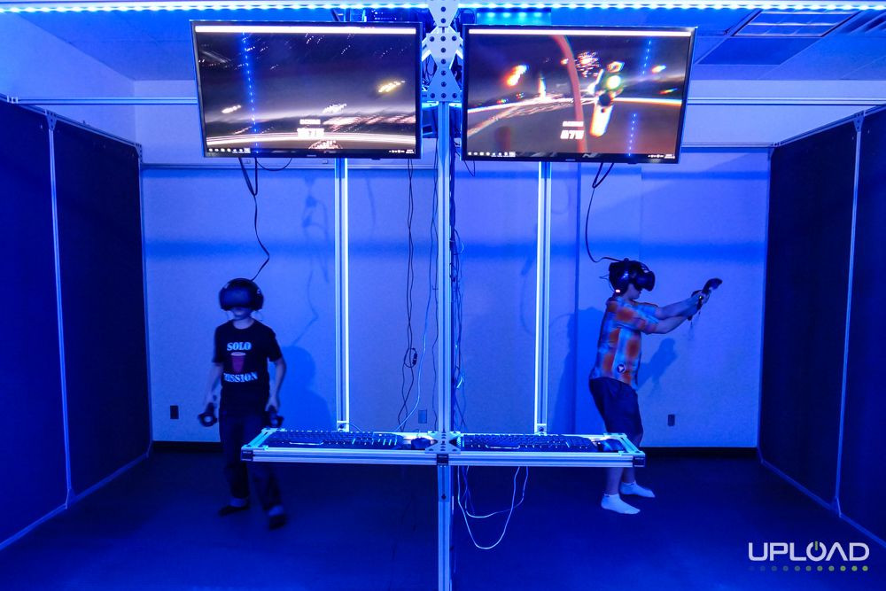 Best ideas about Vr Game Room . Save or Pin Pin by Chris Roda on VR Arcade Pinterest Now.