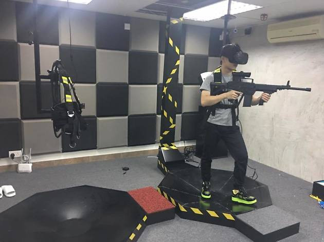 Best ideas about Vr Game Room . Save or Pin Six awesome VR experiences to try in Hong Kong — Time Out Now.