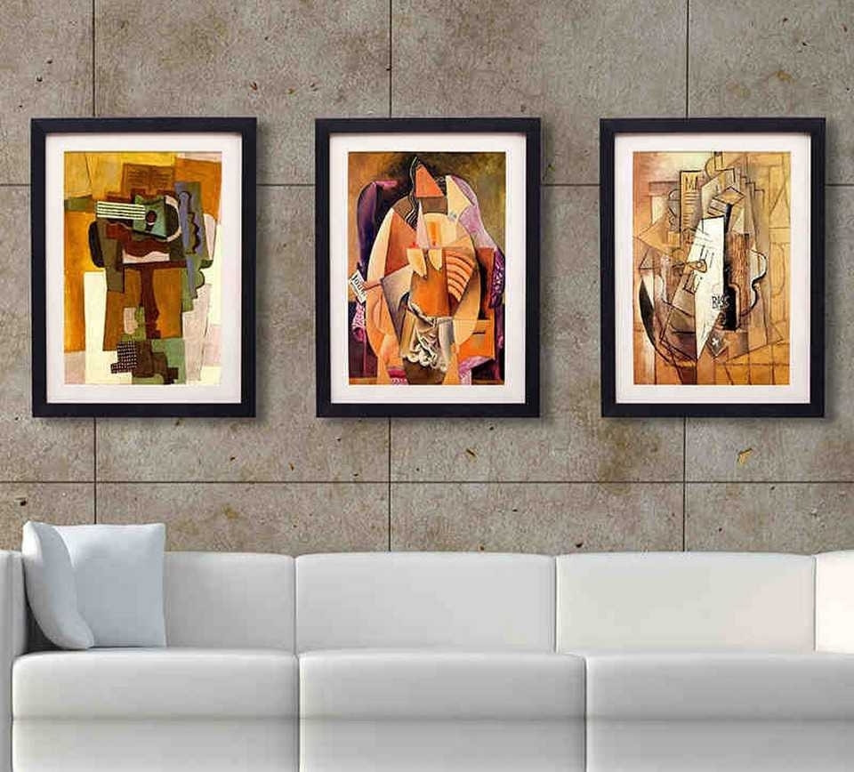 Best ideas about Wall Art Prints . Save or Pin The Best Framed Art Prints For Living Room Now.