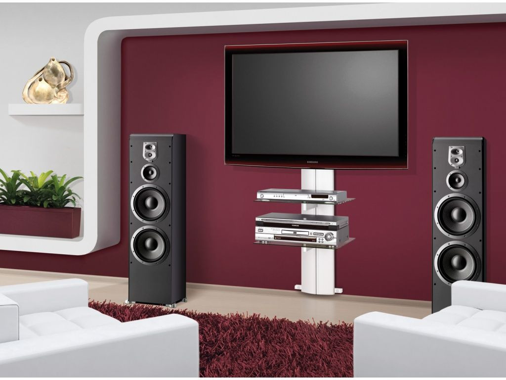 Best ideas about Wall Mount Tv Stand . Save or Pin ORION Wall Mounted TV Stand with bracket Now.
