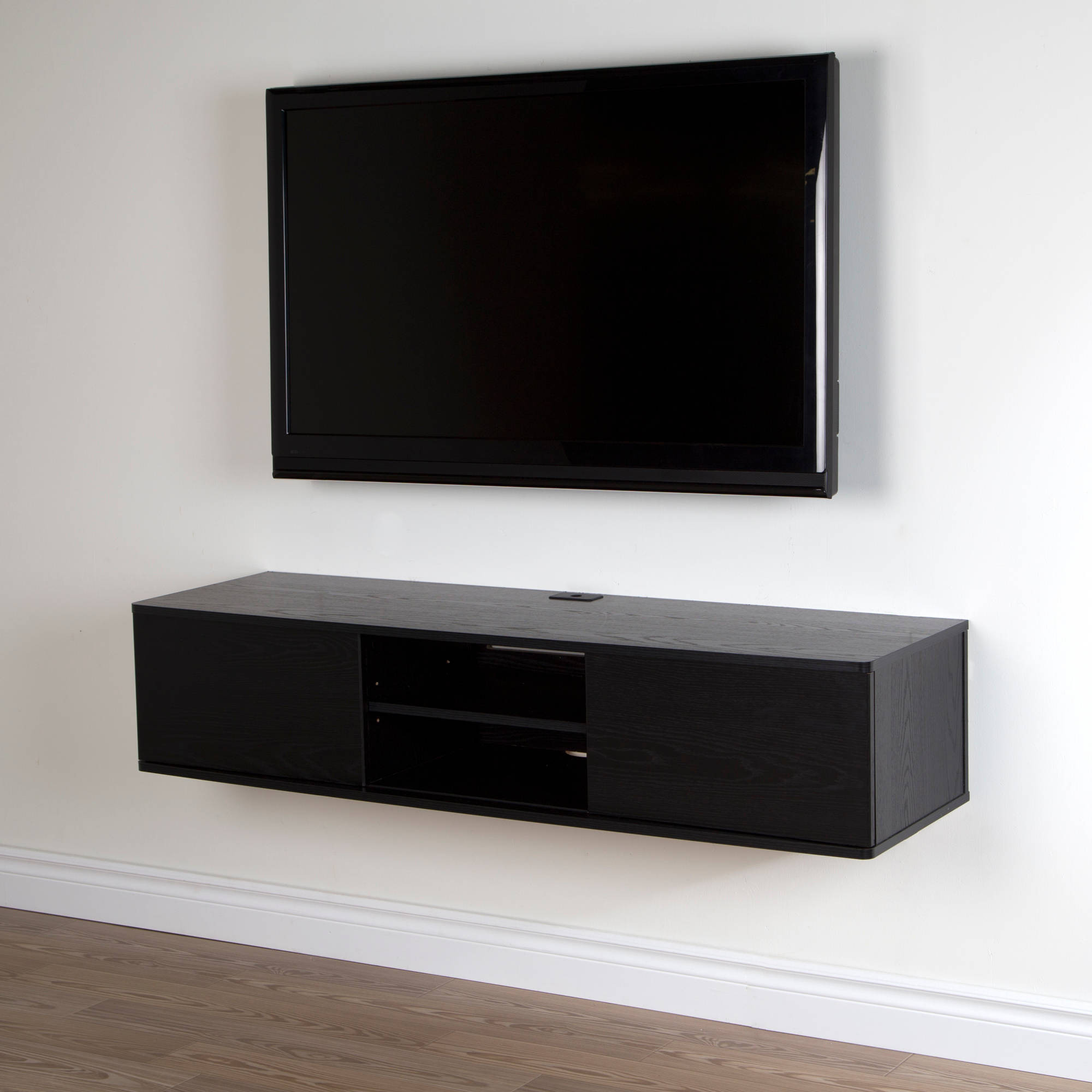 Best ideas about Wall Mount Tv Stand . Save or Pin South Shore Agora Wall Mounted TV Stand For TVs up to 56 Now.