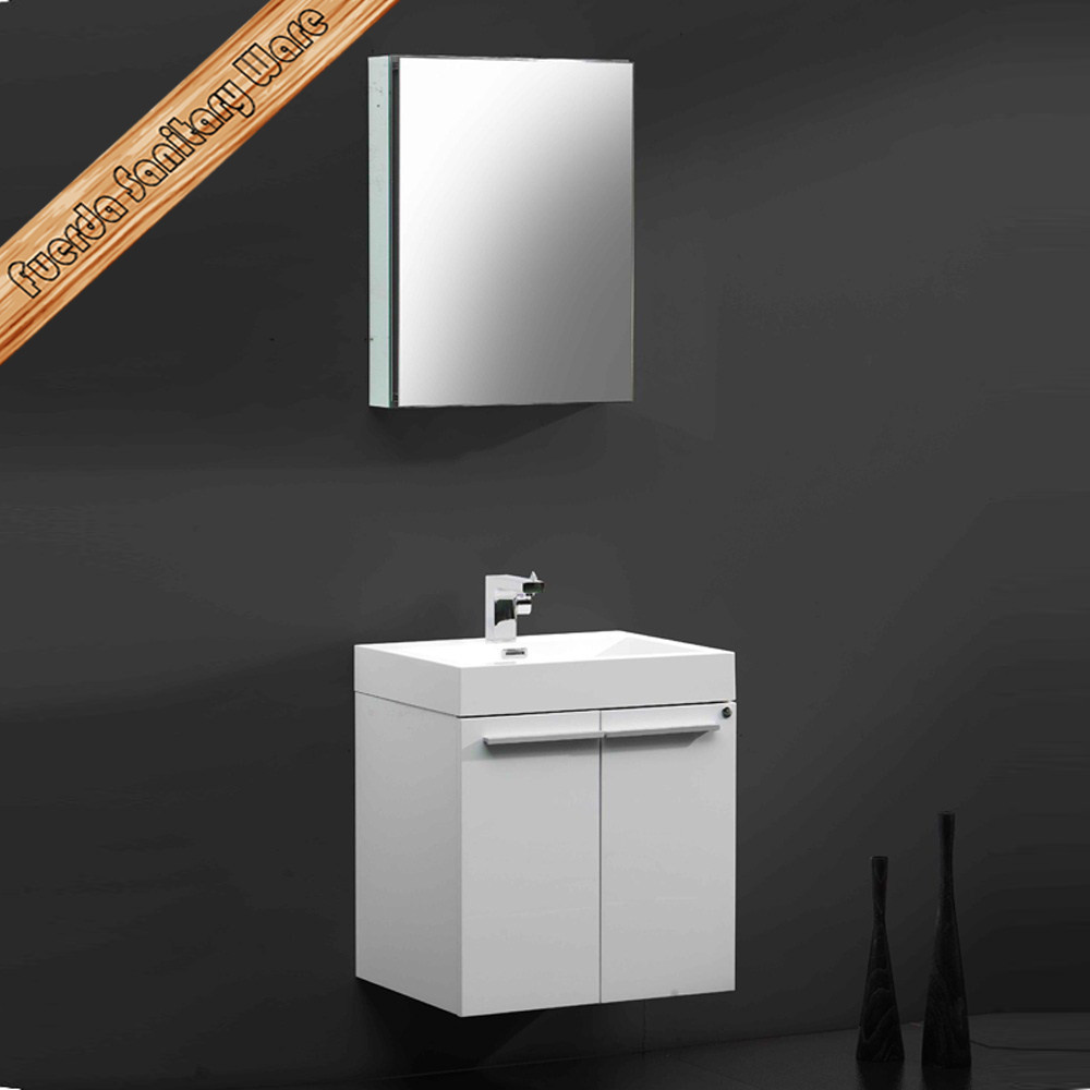 Best ideas about Wall Mounted Bathroom Cabinets . Save or Pin High Glossy White Wall Mounted Bathroom Cabinet Buy Now.