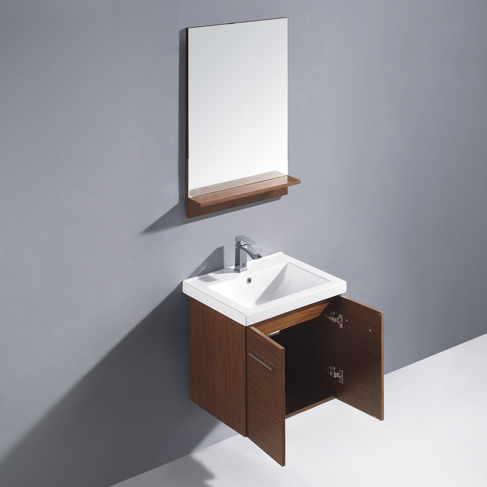 Best ideas about Wall Mounted Bathroom Cabinets . Save or Pin wall mounted bathroom vanities cabinets Now.
