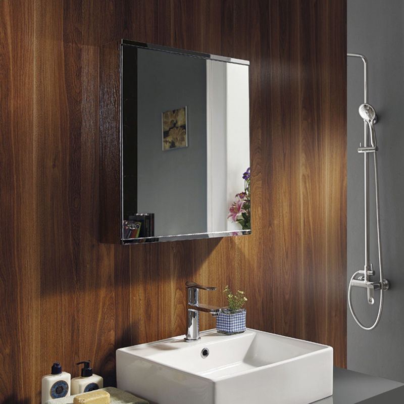 Best ideas about Wall Mounted Bathroom Cabinets . Save or Pin Stainless Steel Wall Mounted Bathroom Storage Cabinet Now.
