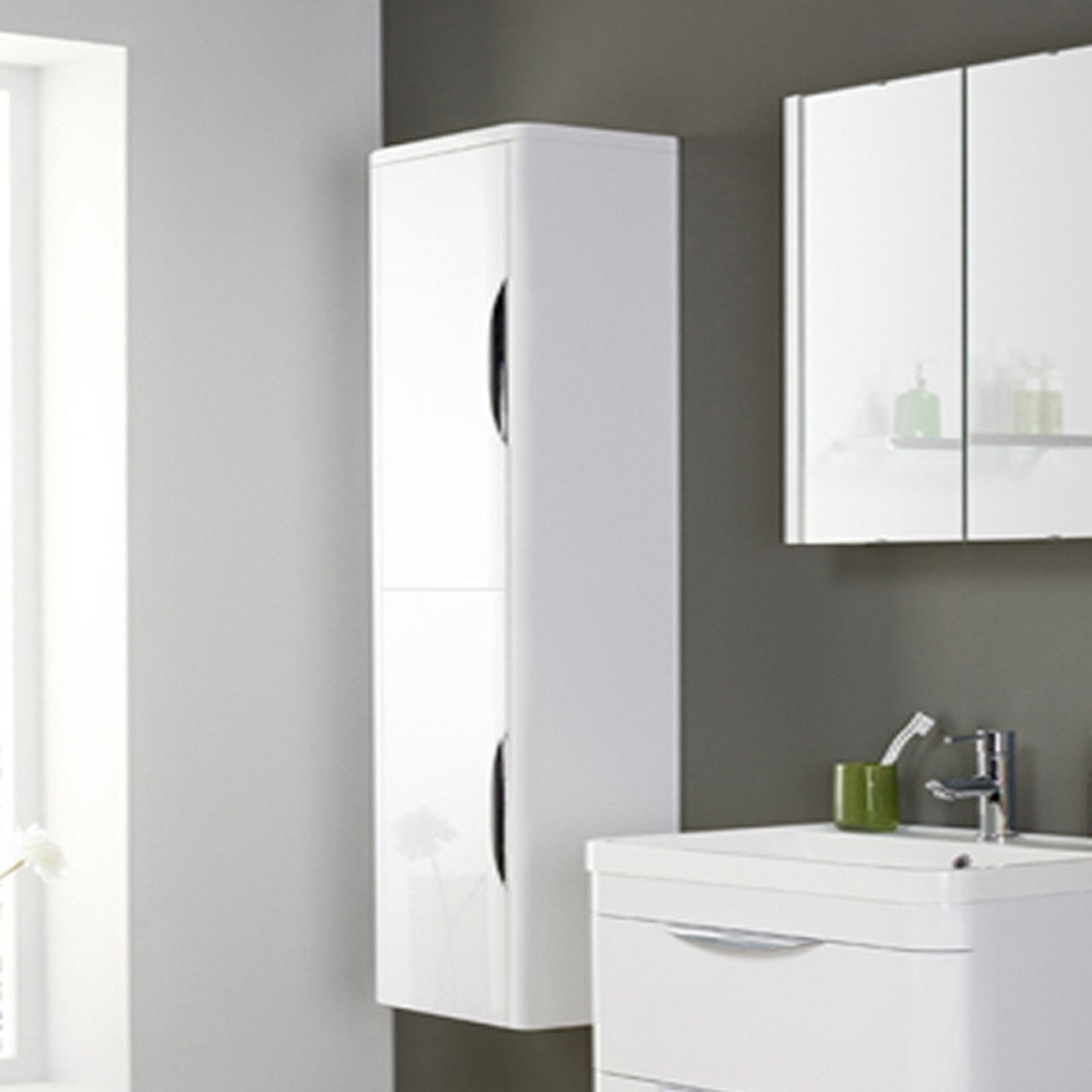 Best ideas about Wall Mounted Bathroom Cabinets . Save or Pin wall mounted bathroom cabinets uk Now.