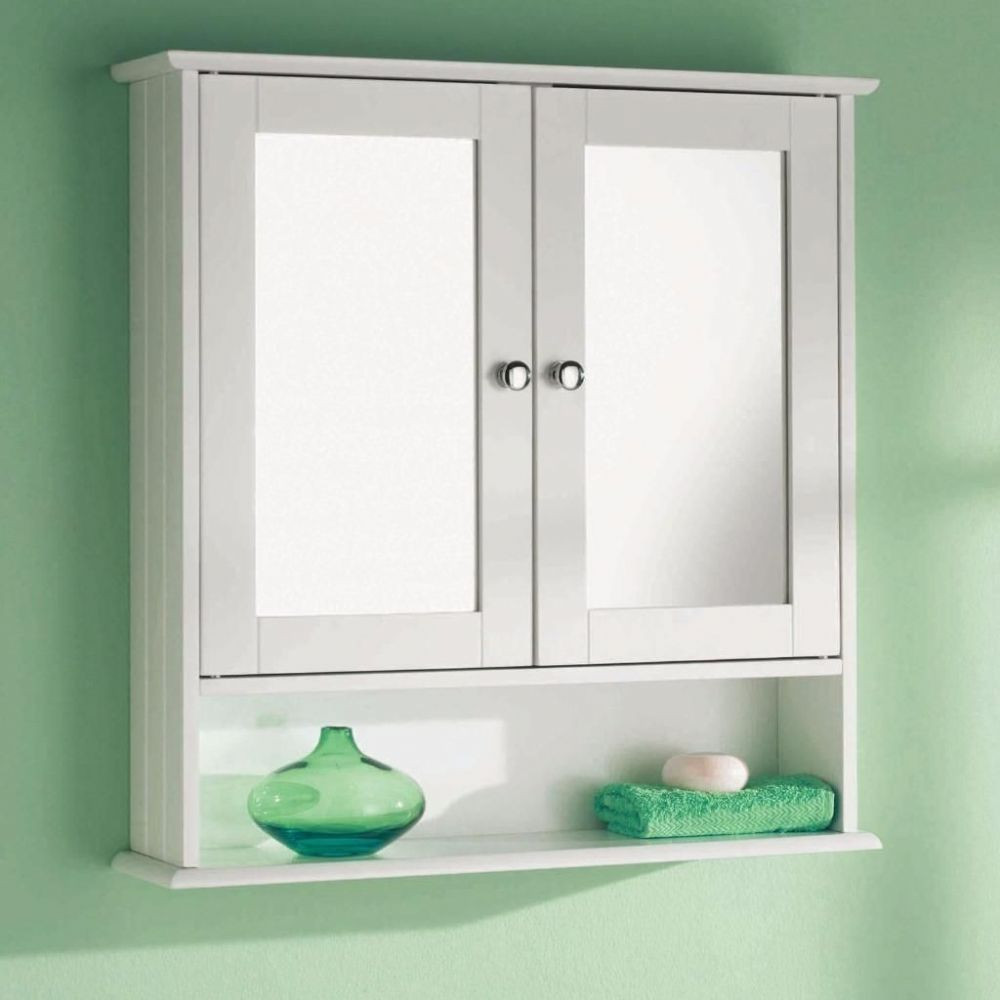 Best ideas about Wall Mounted Bathroom Cabinets . Save or Pin wall mounted bathroom mirrored cabinet 6234 p[ekm Now.