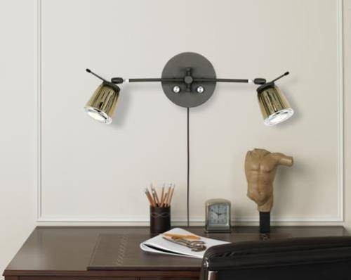 Best ideas about Wall Mounted Desk Lamps . Save or Pin Wall Mounted Desk Light Now.