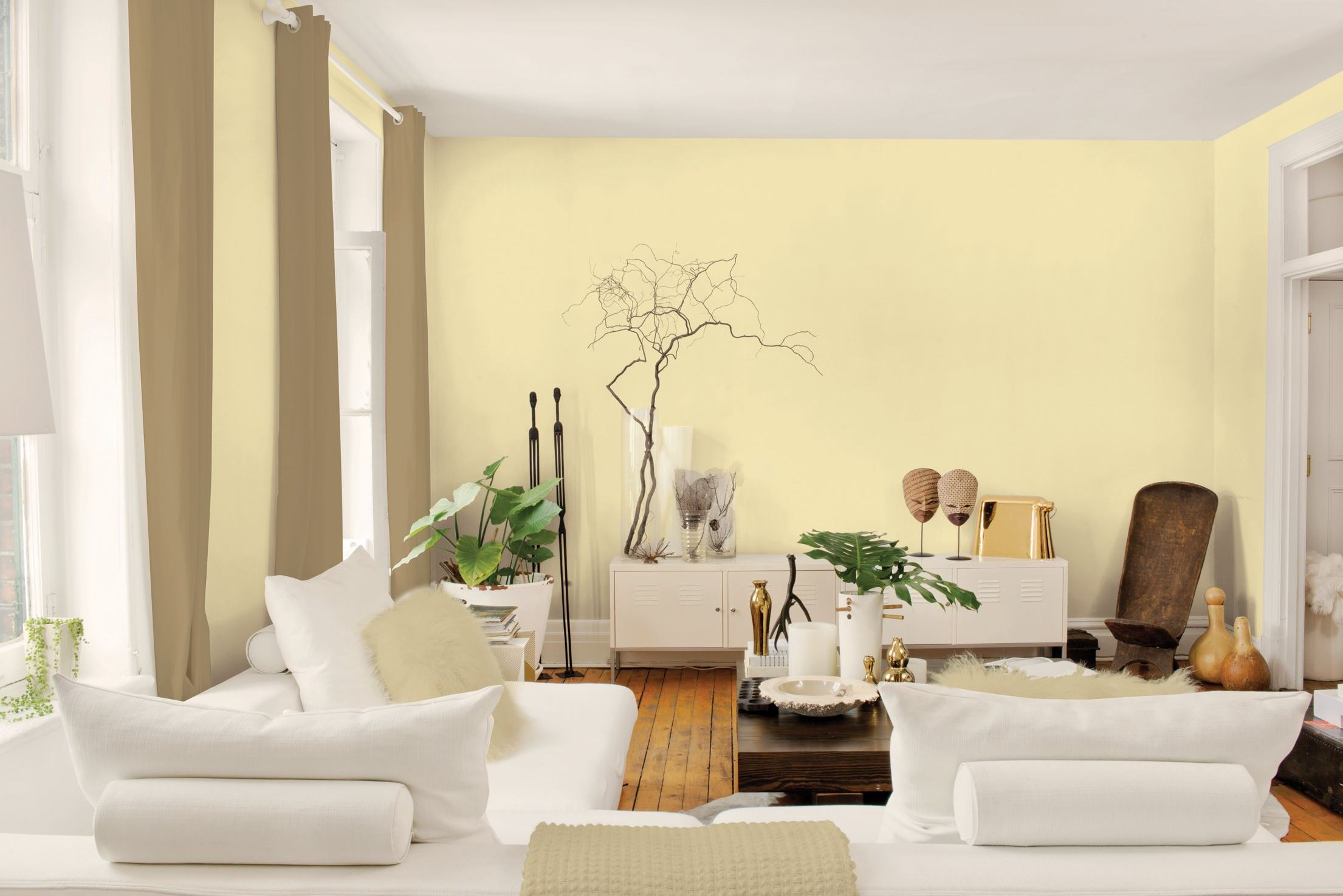 Best ideas about Wall Paint Colors . Save or Pin Inspirations Paint Colors For Walls MidCityEast Now.
