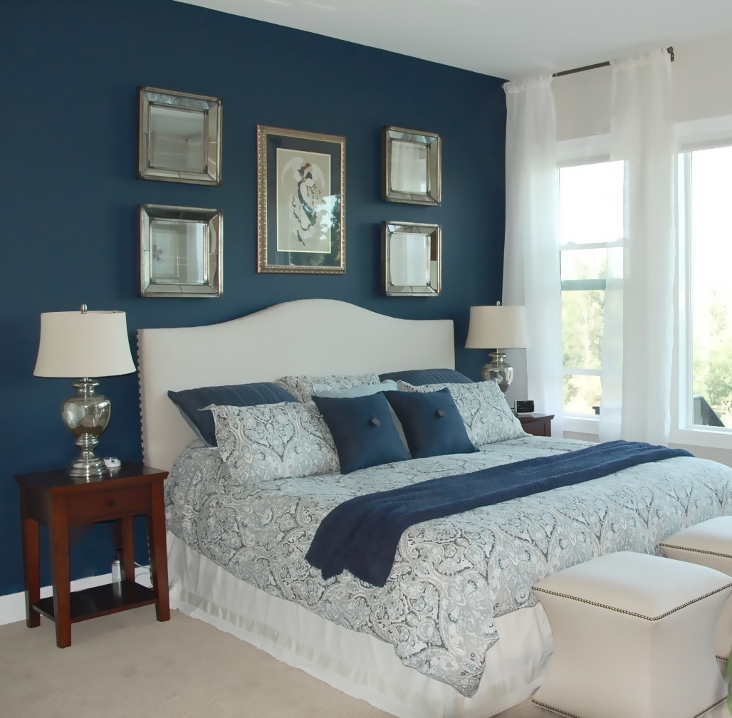 Best ideas about Wall Paint Colors . Save or Pin How to Apply the Best Bedroom Wall Colors to Bring Happy Now.
