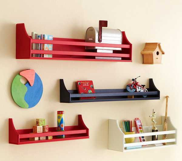 Best ideas about Wall Shelves For Kids Room . Save or Pin 10 Best Kids Decor Accessories for Functional Kids Room Now.