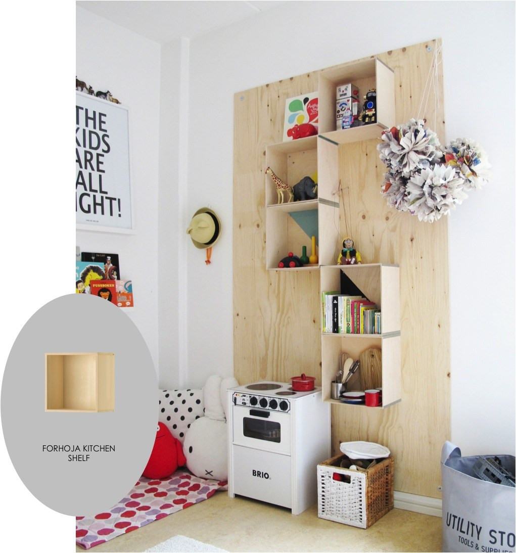 Best ideas about Wall Shelves For Kids Room . Save or Pin Five cool shelf ideas for a kids room Now.