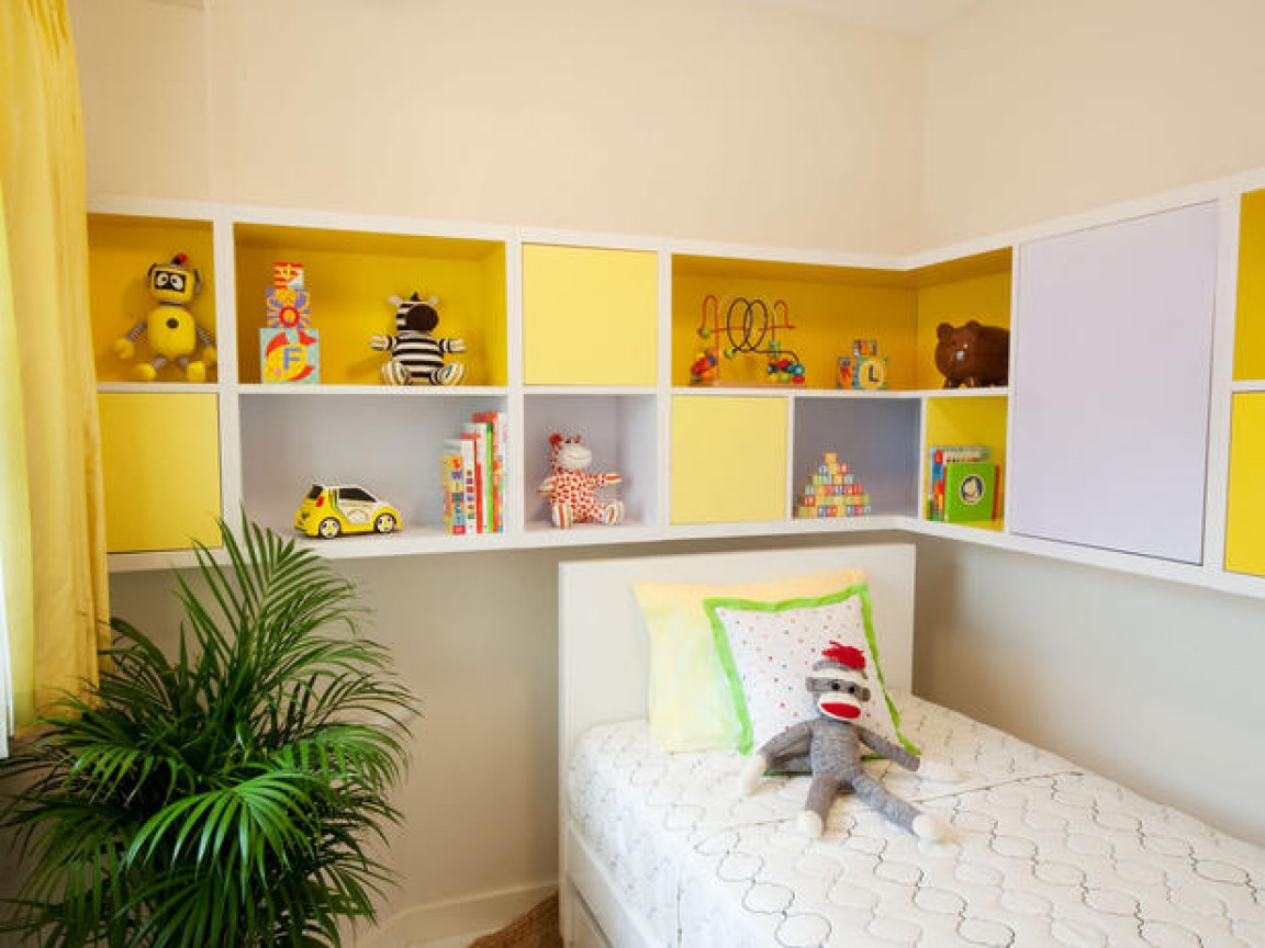 Best ideas about Wall Shelves For Kids Room . Save or Pin Small modular kitchens decorative wall shelves shelves Now.