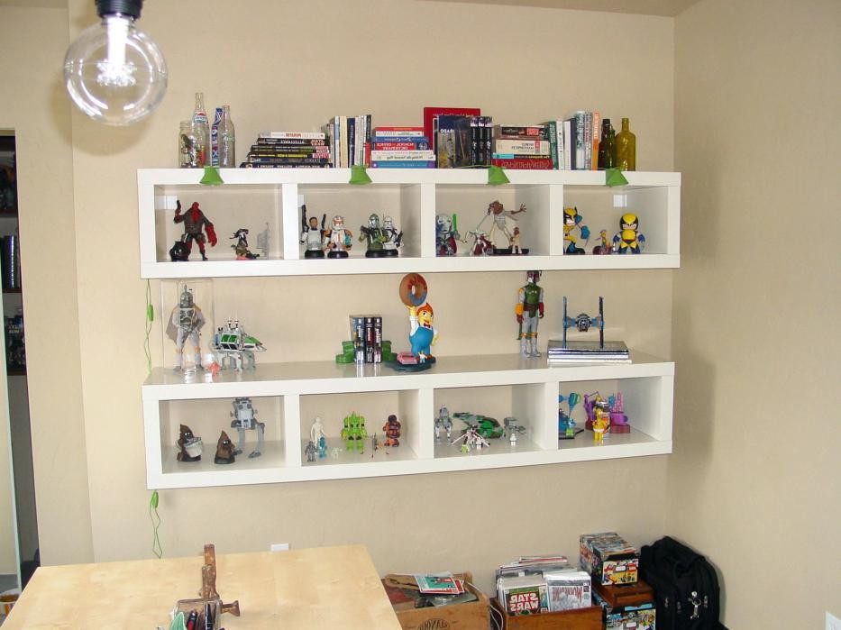 Best ideas about Wall Shelves For Kids Room . Save or Pin Wall Shelves For Kids Room Cool Custom Crafted From Now.